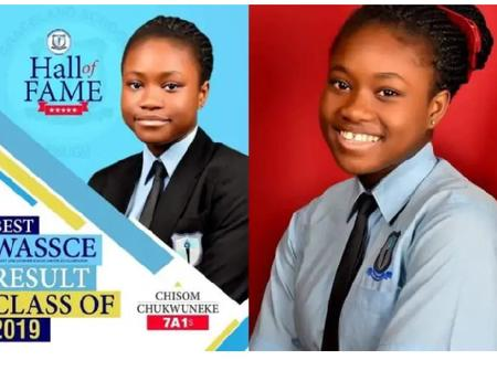 So Sad: See More Photos of The Brilliant Girl That Dies After She Got 7 A1s In Her WAEC Exam(Photos)