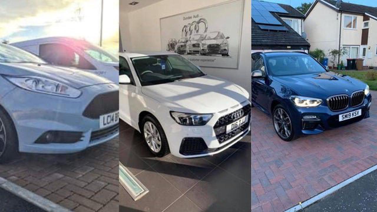 Three cars stolen from same street leaving Scottish homeowner 'traumatised'