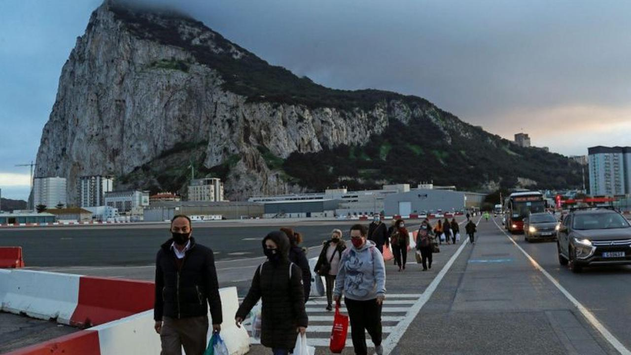 """Spain and the United Kingdom avoid a """"hard Brexit"""" in Gibraltar – Latest News, Breaking News, Top News Headlines"""