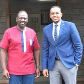 Good News to Needy Students After Politician Who Met DP William Ruto Promises the Following