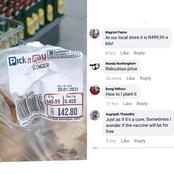 Here's How South Africans Reacted After Pick N Pay Sells A Single Ginger For R142.80