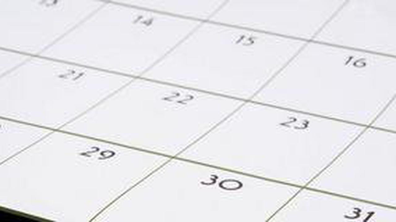Das Kalenderblatt am 26. September