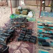Four Arm Smugglers Supplying Arms to Boko Haram Terrorists Arrested by Security Agents