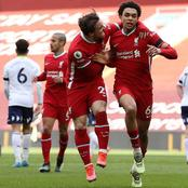 EPL: After Liverpool Won 2-1 At Anfield, See The Unwanted Record They Just Broke