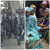 Hours After The 300 Schools Girls Were Kidnapped, See What Nigerian Police Want To Do In Zamfara