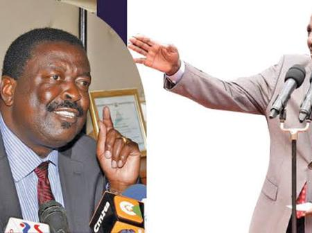 Why Ruto Should be Worried About the Opinion Poll Showing Defeat to Musalia Mudavadi