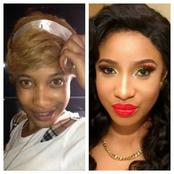 14 Nigerian Celebrities Who Look Bad Without Make-up