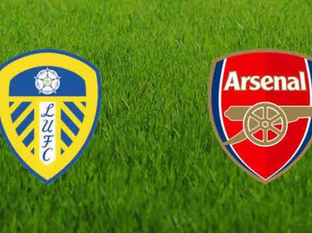 Arsenal Possible Line Up Against Leeds United, Arteta Give Injury Update On Team Players.