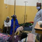 Sick And Devastated Patients Get A Visit From Governor Of Zamfara, Pays Their Bills To Cheer Them Up