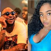 See More Photos of The Lady Spotted With Davido