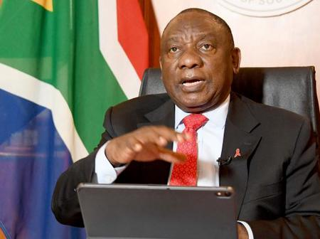 Ramaphosa on a Heated Question and Answer from journalists and editors!