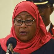 President Suluhu Set For Her First Diplomatic Trip As She Visits Uganda Tomorrow