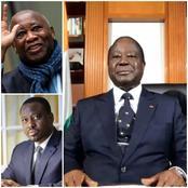 Urgent/Présidentielle en CI : Henri Konan BÉDIÉ se félicite du soutien apporté par le FPI et GPS