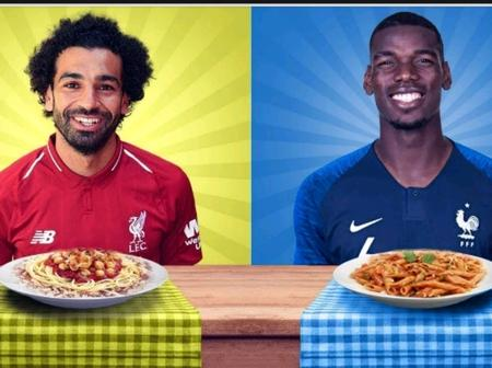 Star Footballers And Their Favourite Foods(Part 2)
