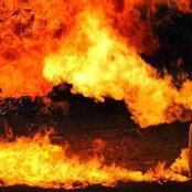 «استر يارب».. انفجار هائل بطريق الإسماعيلية.. والسبب «250 أسطوانة غاز».. والأهالي يروون تفاصيل الكارثة