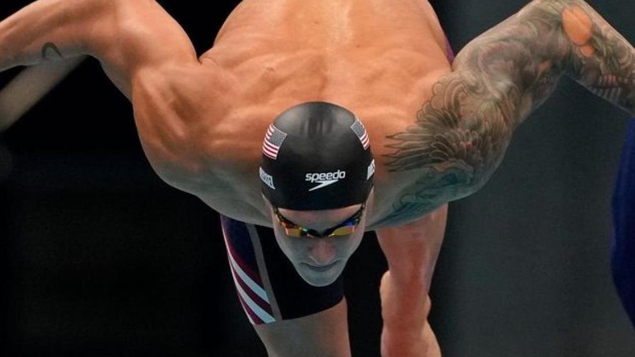Olympia: US-Schwimmstar Dressel gewinnt Gold über 50 Meter Freistil