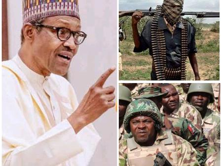 See What Buhari's Aide Said After PUNCH Announced The Release Of Kidnapped Zamfara Girls