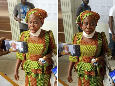 I have Not Seen My Son Since He Was Arrested in 2007 - Mother of Victim Tells Rivers Inquiry Panel