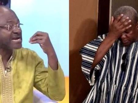 Ex President Rawlings And Martin Amidu Plotted Your Downfall, Kennedy Agyapong Tells John Mahama, NDC