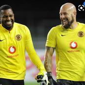 Stuart Baxter Son told to leave post as Kaizer Chiefs goalkeeper coach