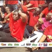 [PHOTOS] See The Reactions Of Ghanaians After The Dismissal Of Mahama's Petition