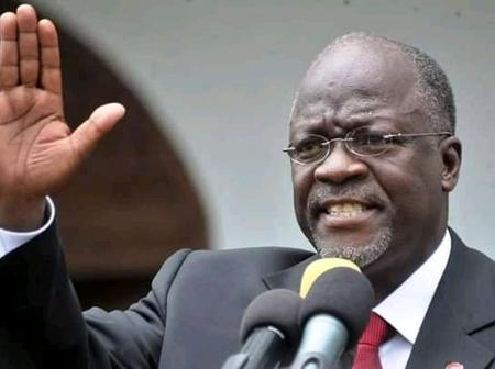 History That Is About To Be Made In East And Central Africa After The Death Of Magufuli