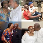 From These Photos Who Make The Cutest Couple? The Rawlingses, The Mahamas, The Addos Or The Bawumias
