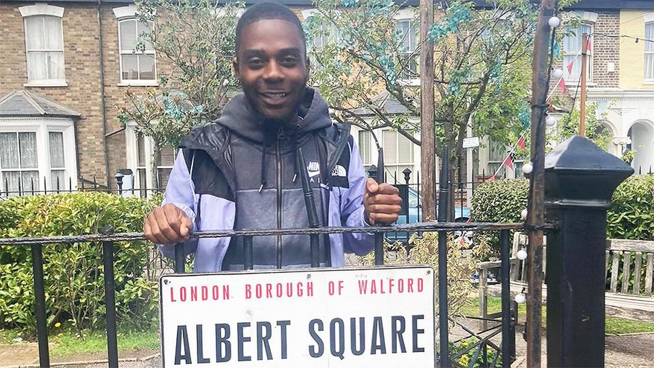 EastEnders: 'I was ignorant about my schizophrenia'