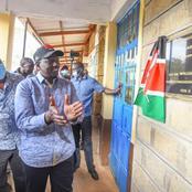 5 Unnoticed Things Kenyans Did During DP Ruto's Visit To Meru