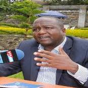 'The DP Has No Support From Kenyans' Says Taty MP William Kamket