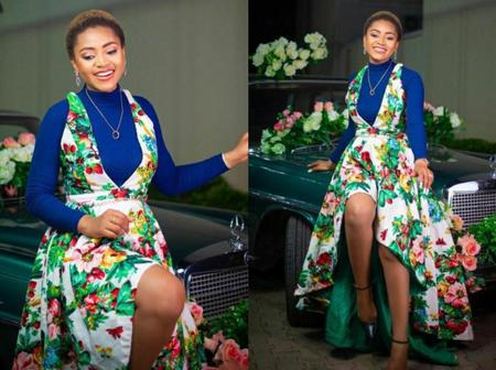 """""""Make A Choice, If It Doesn't Work Make Another One"""" – Regina Daniels Inspires Her Fans"""