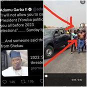 Igboho: Garba Compares him to Shekau, FFK Reacts