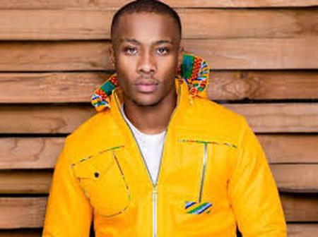 Zamani Mbatha famous actor on Rhythm city has a tough time trying to sort the fight between two dogs