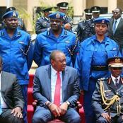 Vocal Tangatanga Politician Launches a Fresh Attack Against President Uhuru Kenyatta, Fred Matiang'i, Karanja Kibicho and The Police M
