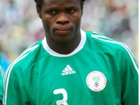 Remember Former Nigerian Defender Taye Taiwo? Meet His Beautiful Wife And Kids (See Photos)