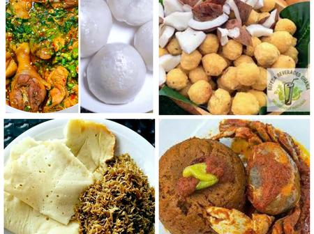 Which Of These Foods From The Volta Region Is Your Favorite Food?