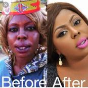 Guys Be Careful Of These Makeup Transformations, They Might Deceive You (See Photos)