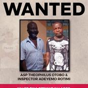 #EndSARS: Here are some of the Nigerian Policemen declared wanted/convicted for murder