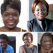 Who is who? Uduak Amimo's look-alike who is also journalist amazes Kenyans as she shares her photos