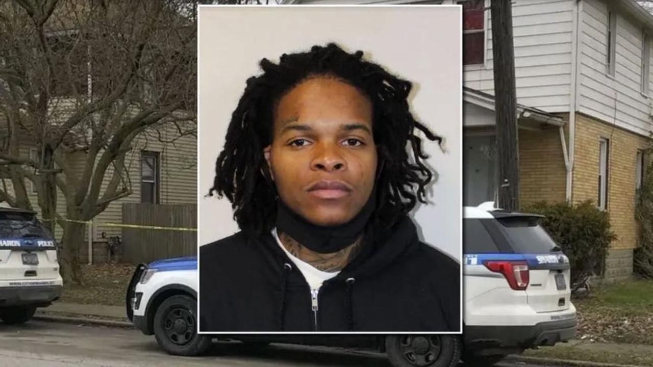 Suspect arrested in shooting of Sharon woman