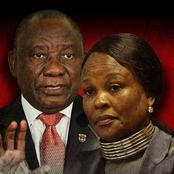 Opinion: How Mkhwebane's Inevitable Removal Benefits Ramaphosa Politically