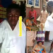 Video: See What A Powerful Native Doctor Did To Ada Jesus After She Went To Apologise To Him