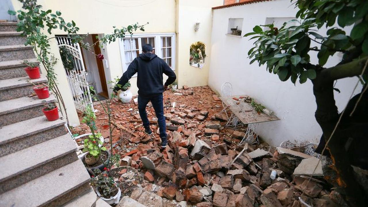 Girl killed, many injured as earthquake strikes Croatia, Slovenia shuts nuclear power plant