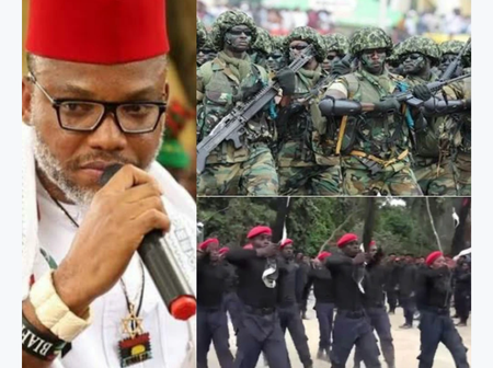 An Open Letter To Nnamdi Kanu Concerning The Newly Created Security Outfit