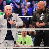 Ric Flair On The Gift Triple H Gave Him After The Death Of His Son Reid