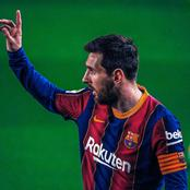 No goal or assist for Messi, but he was spectacular and instrumental to Barca's Victory over Sevilla