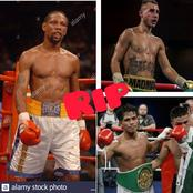5 fighters who died in the ring.