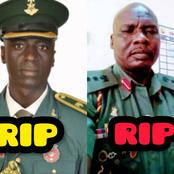 These Brave Nigerian Commanders Were Killed By Boko Haram In the Past, See How they Died (Photos)