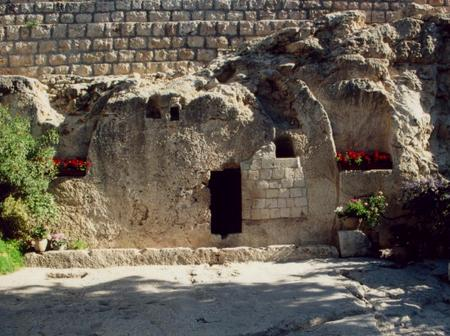 Today Is Easter, See Pictures Of The Tomb Jesus Resurrected From & Country It is Located