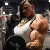 Strongest Women with GYM records